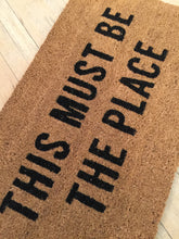 Load image into Gallery viewer, 'This Must Be The Place' Mat
