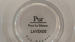 Pur Lavender Candle