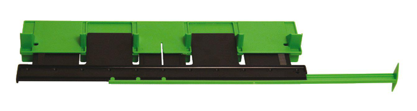 Jig, for Door Handles Green/black plastic - Fixing King