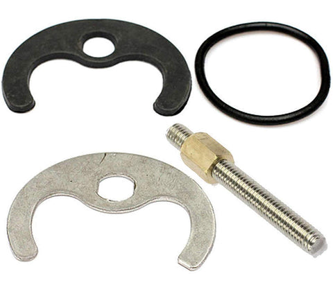 Mono Basin Tap Fixing Set Mounting Kit 1 Hole Bracket - Fixing King