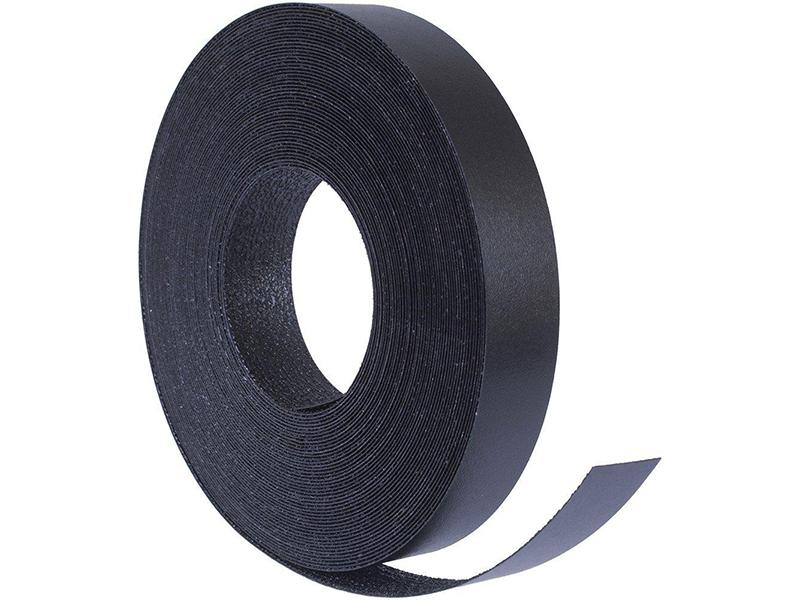Melamine Tape for Edging Kitchen or Bathroom Cabinets, 10 Meter Roll Black gloss