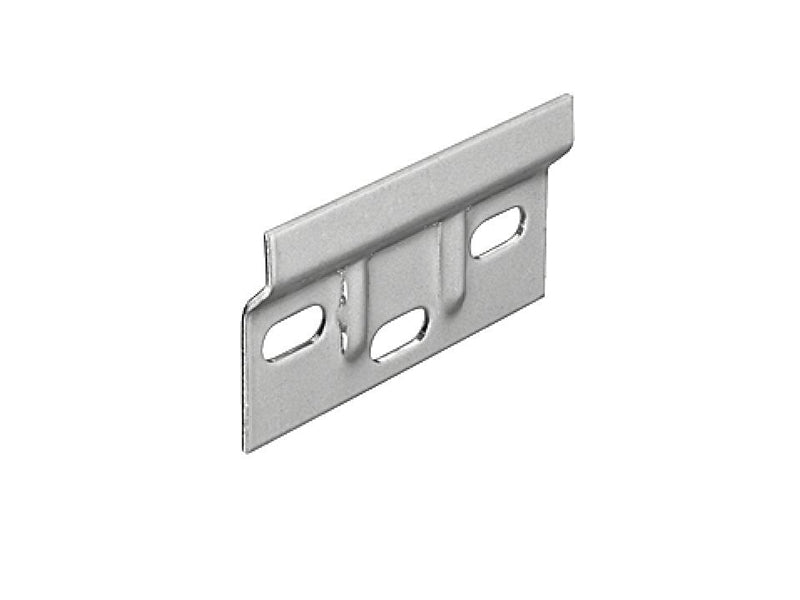 Wall Plate for Cabinet Hanger, Length 63mm