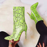 Get Wild Ankles Boot - Fashion Addict Shop