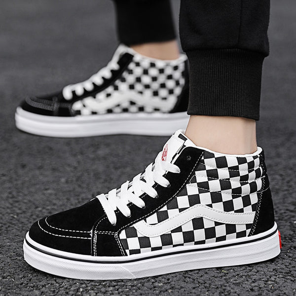 Canvas Classic Sneaker - Fashion Addict Shop