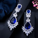 Water drop dangle earrings - Fashion Addict Shop