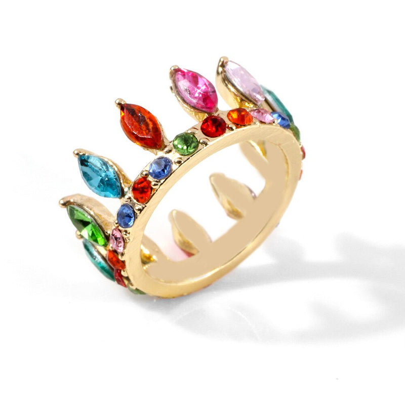 Stackable Crown Me Ring