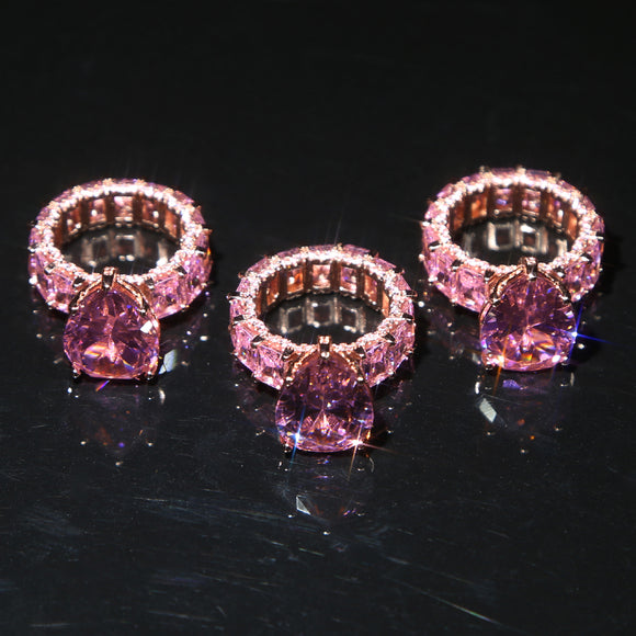 Pink Dreams Ring