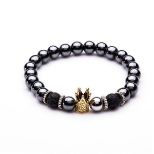 Charm Natural stone bracelets - Fashion Addict Shop