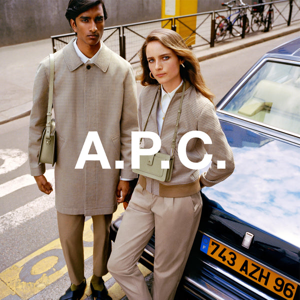 A.P.C. SPRING SUMMER 20 COLLECTION