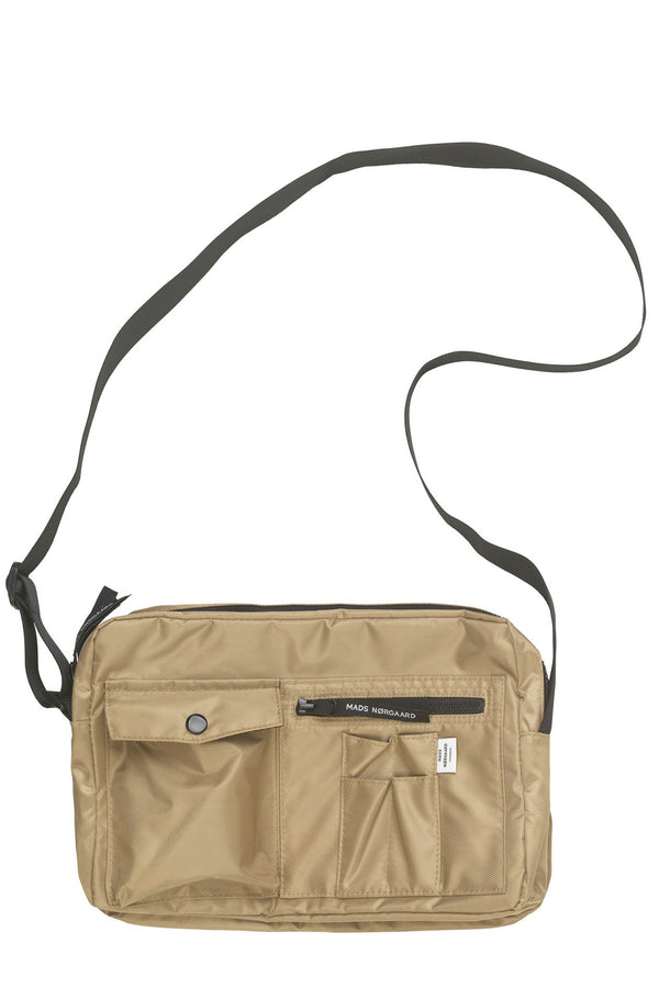 Beige Bel Air Cappa Bag