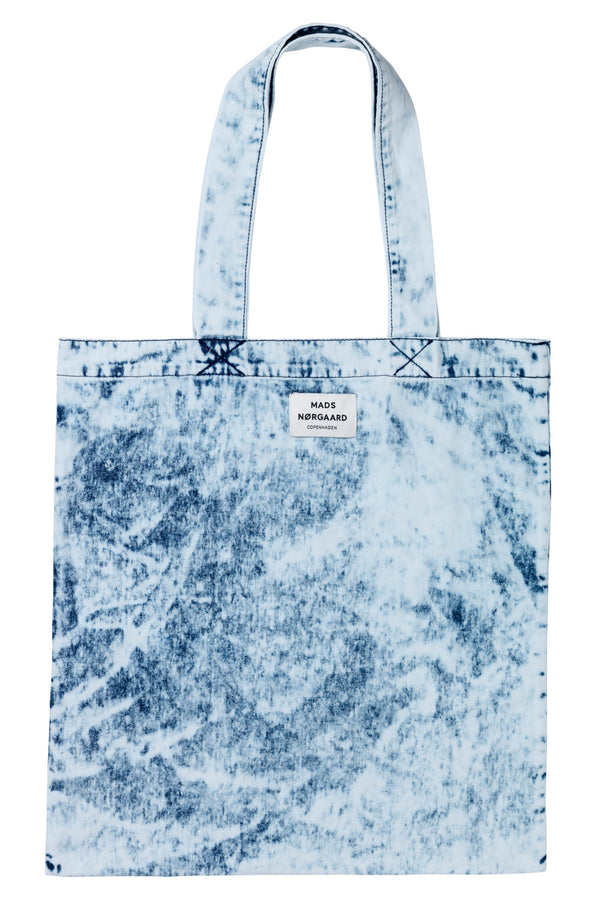 Acid Denim Totebag