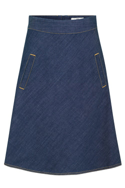 Stelly Denim Skirt