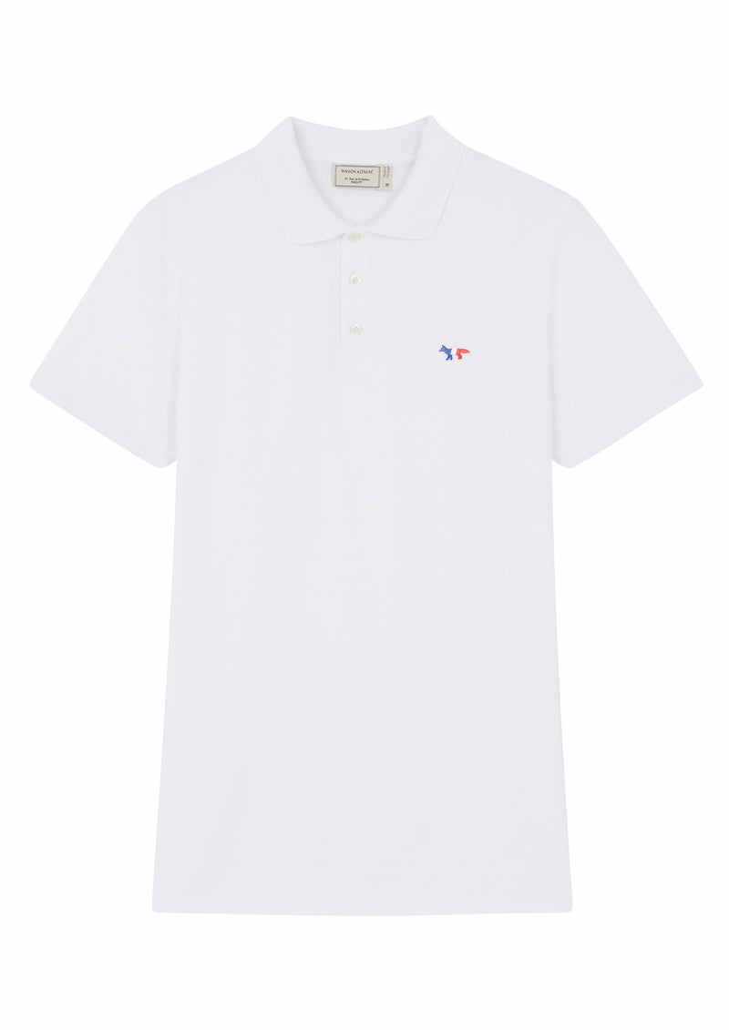 White Tricolour Fox Polo