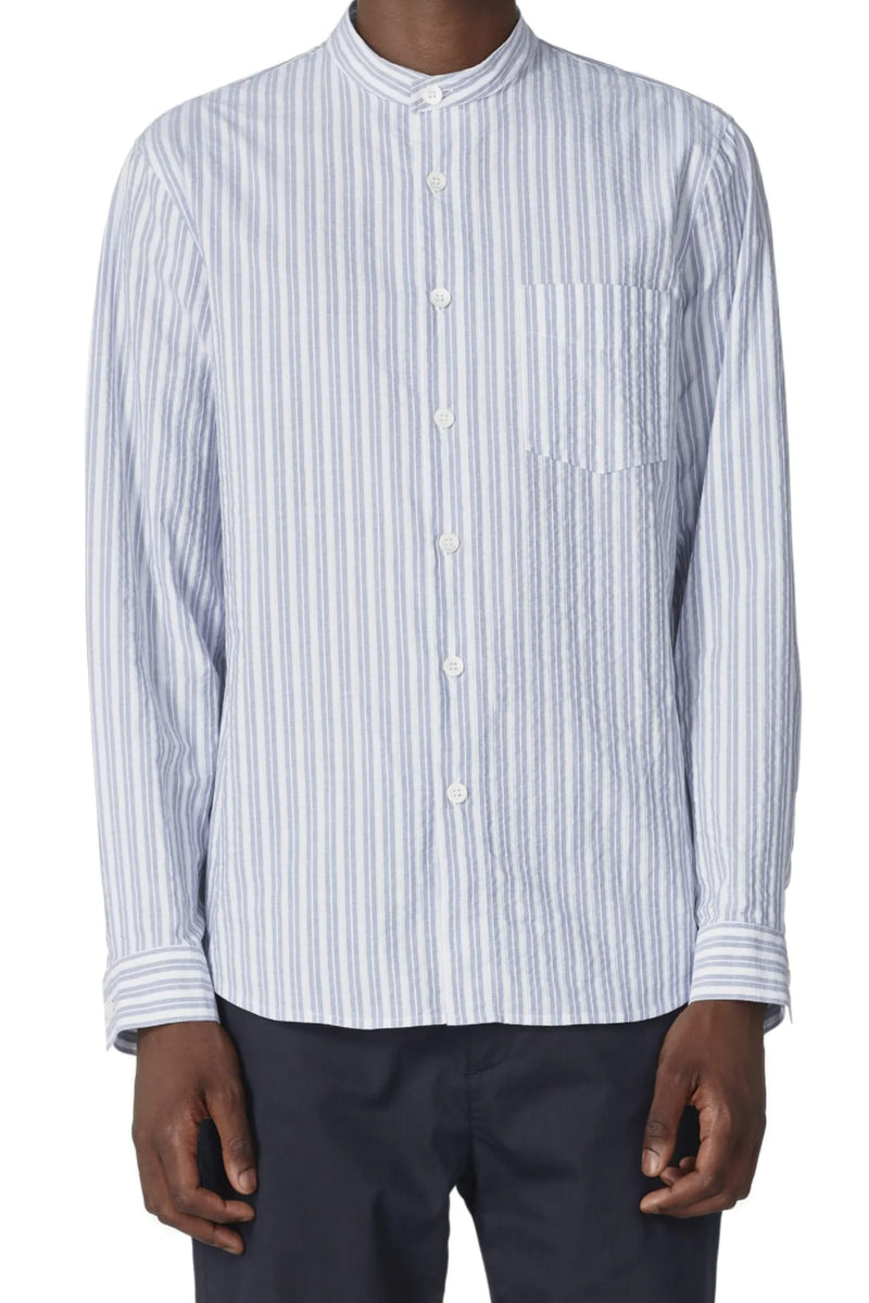Steel Blue Alejandro Shirt