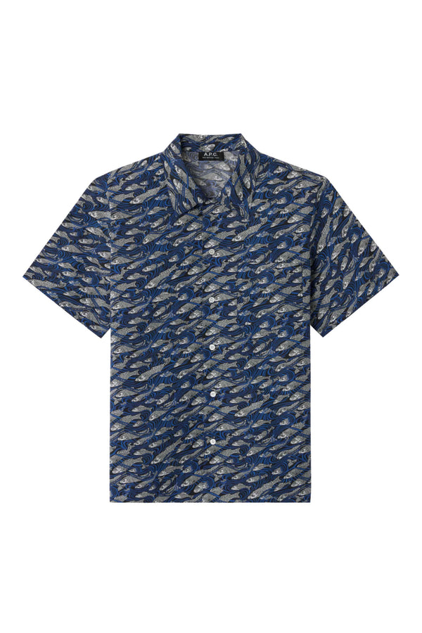 David Short Sleeve Shirt
