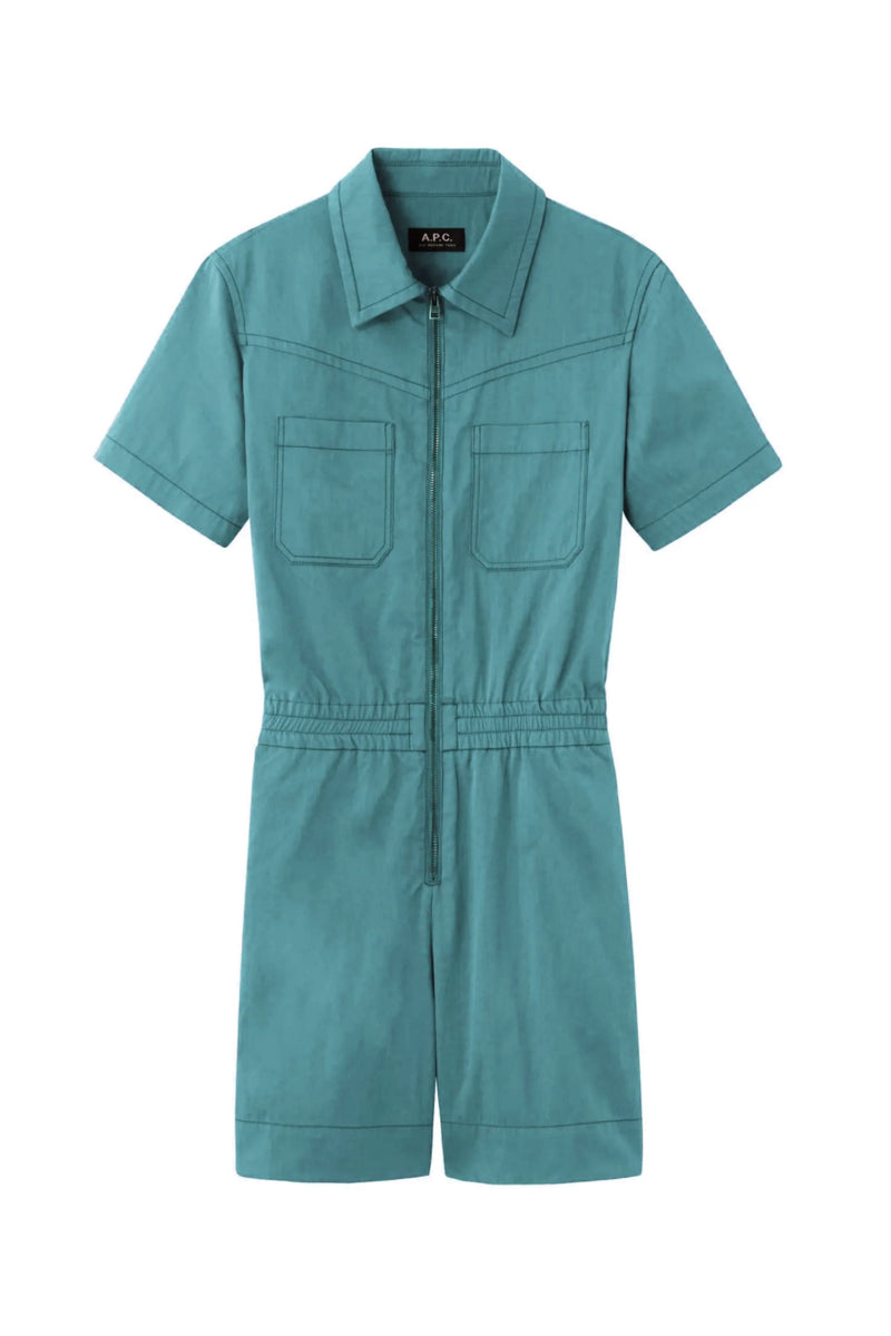 Blue Harriman Jumpsuit