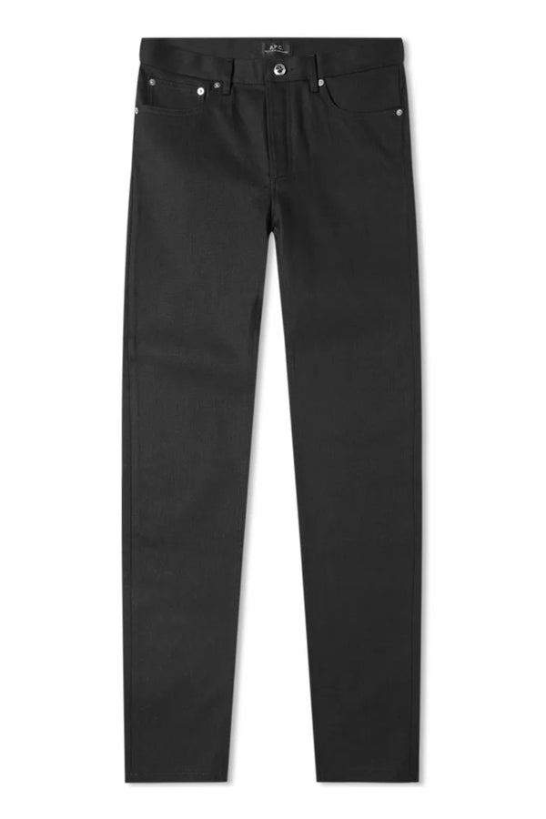 Black Petit New Standard Jeans Stretch