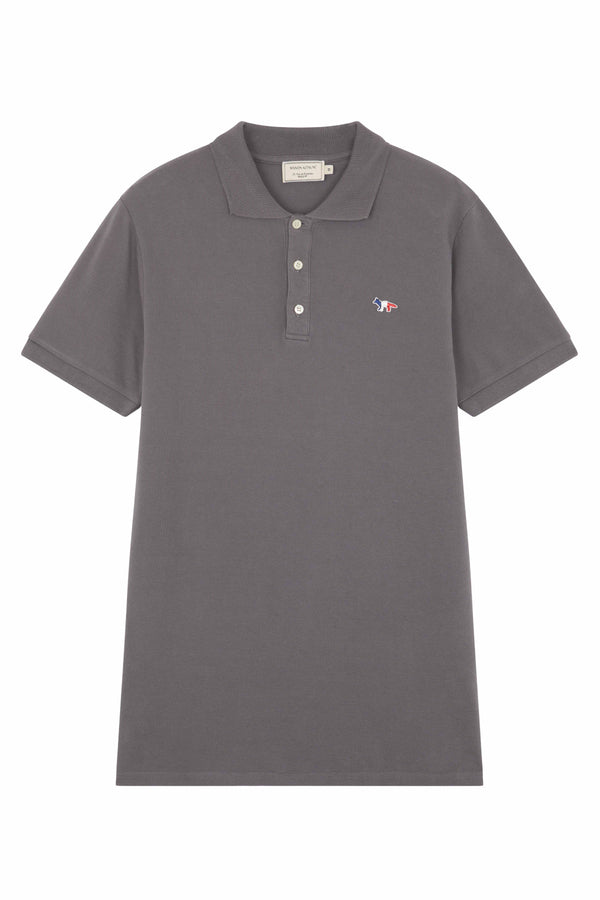 Anthracite Tricolour Fox Polo