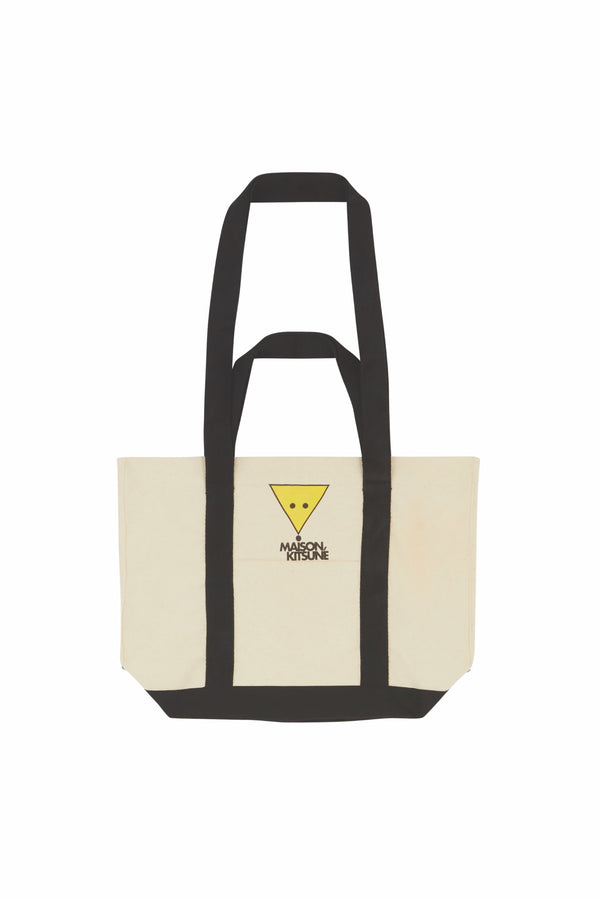 Triangle Fox Shopping Bag