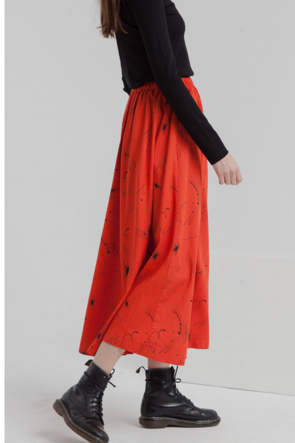 Milky Way Mae Long Skirt