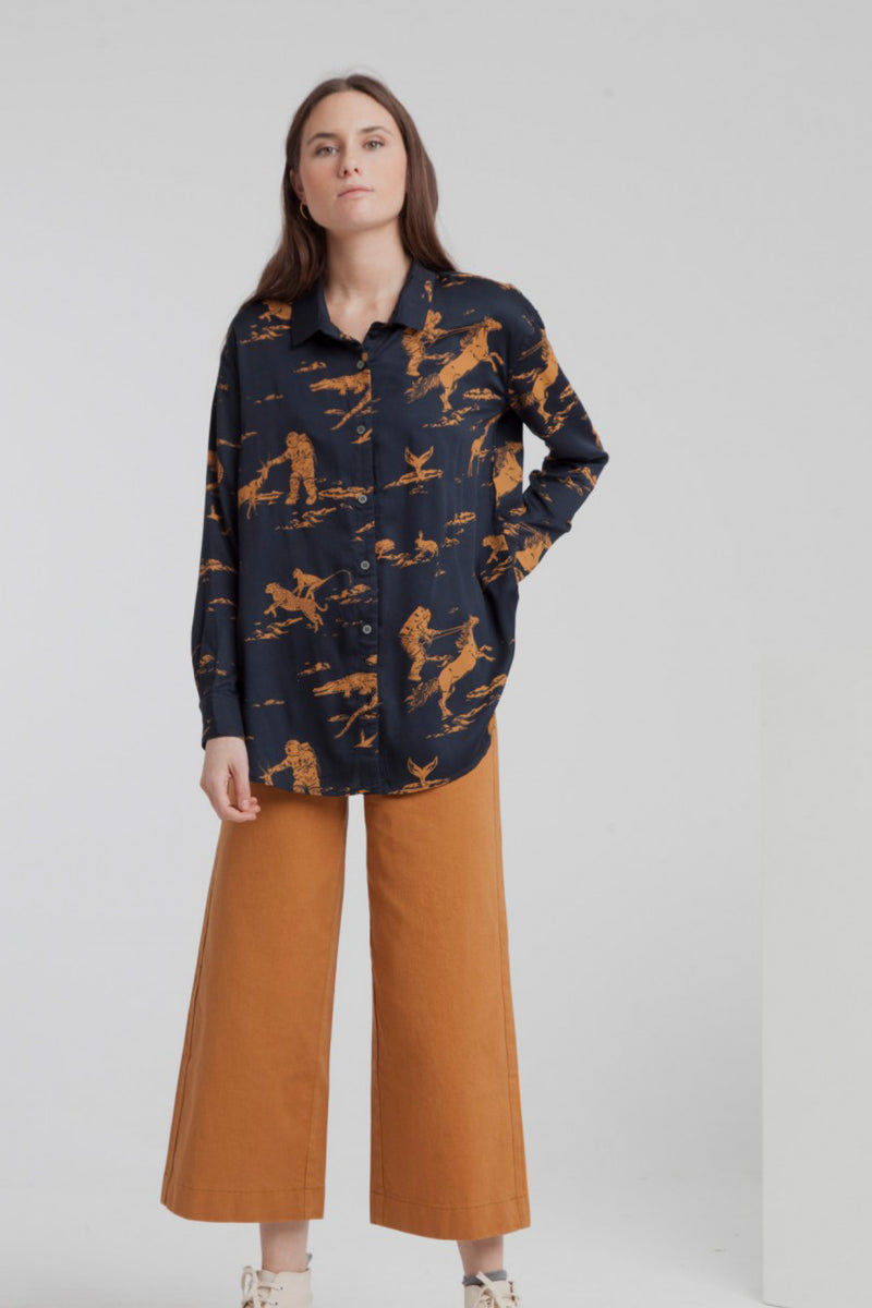 Eclipse Space Rider Blouse