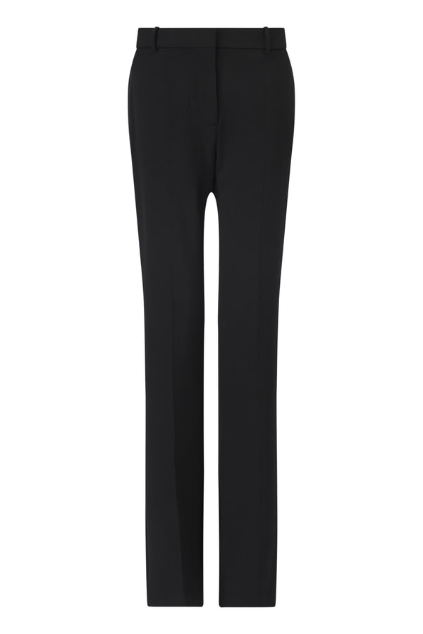 Black Coleman Trousers