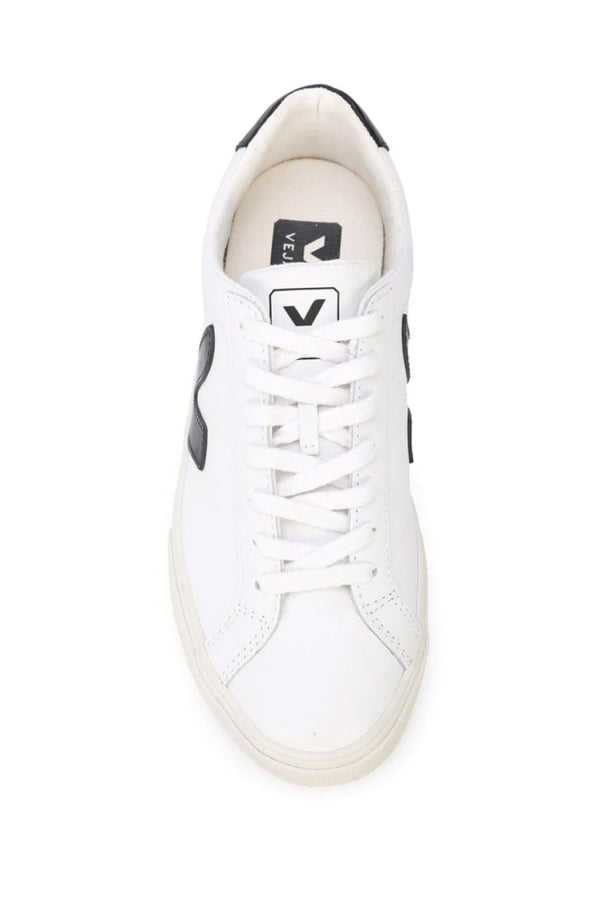 W White/Black Esplar Sneakers
