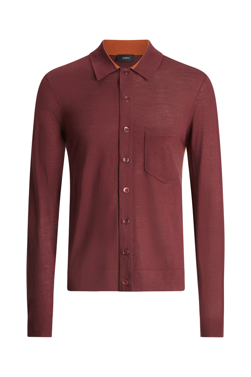Garnet Merinos Light Shirt