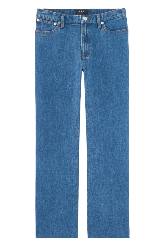 Indigo New Sailor Denim