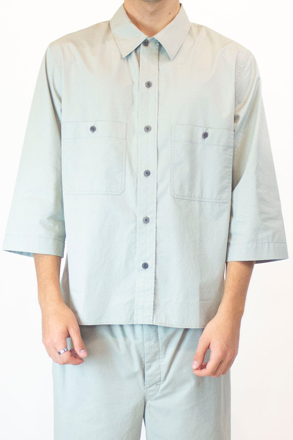 Military 3/4 Sleeve Shirt