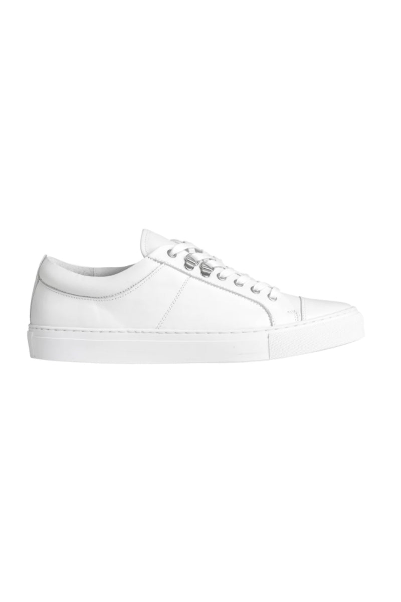 White Madson Leather Sneakers