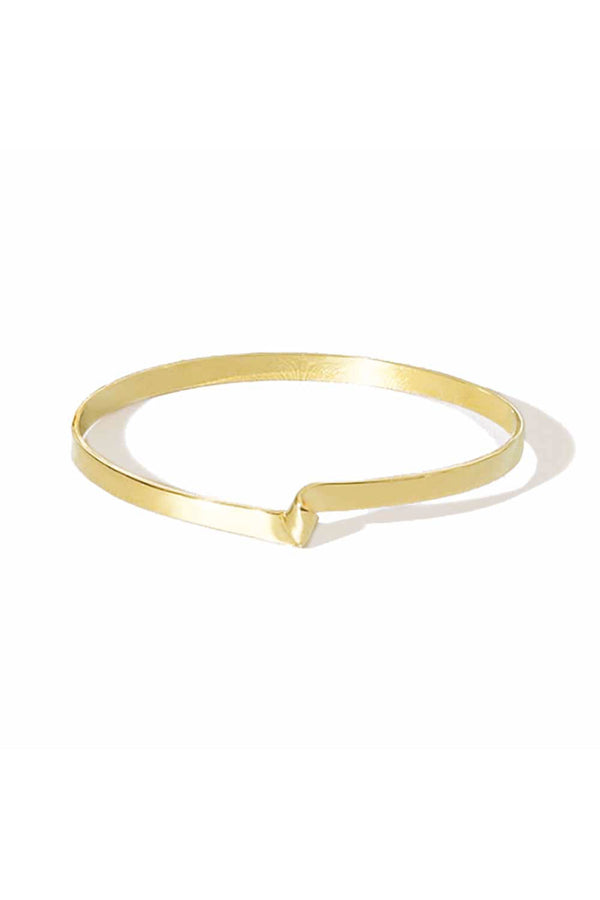 Manifesto Shop Singapore Anne Thomas Cassiopee Bracelet Gold Filled Brass