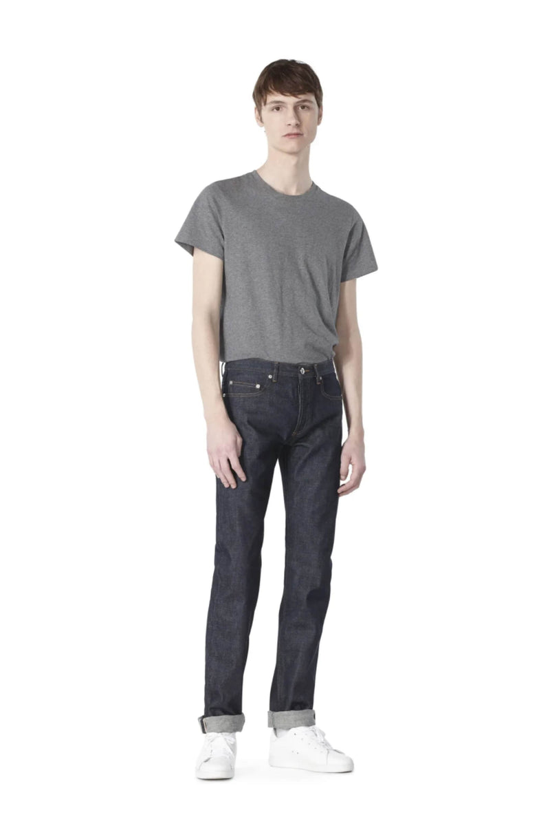 Selvedge New Standard Jeans