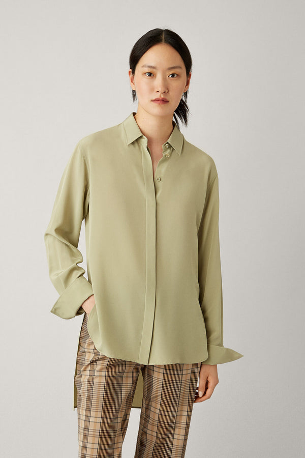 Oldfield Sage Shirt