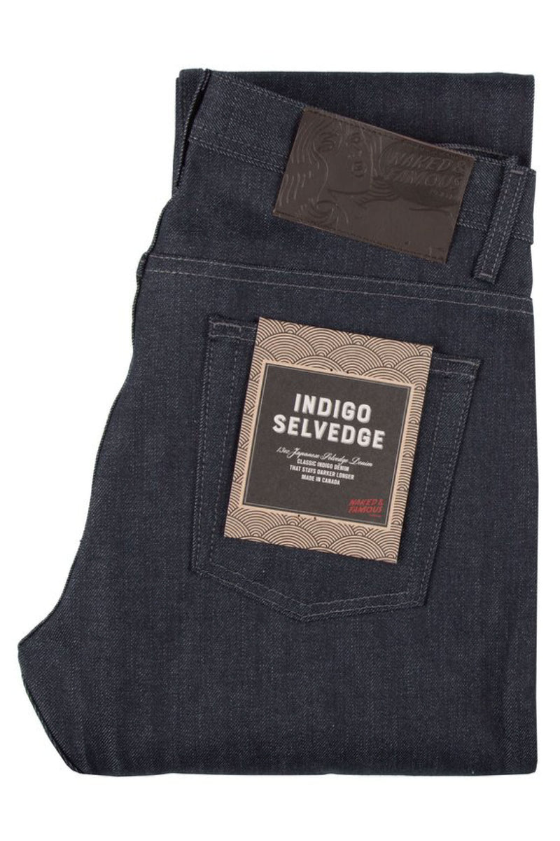 Superguy Indigo Selvedge