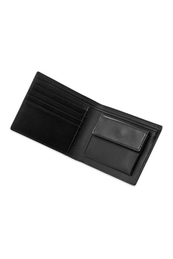 Black London Billfold Wallet