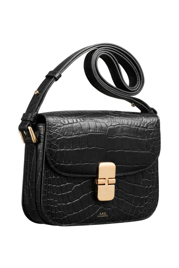 Black Small Grace Bag