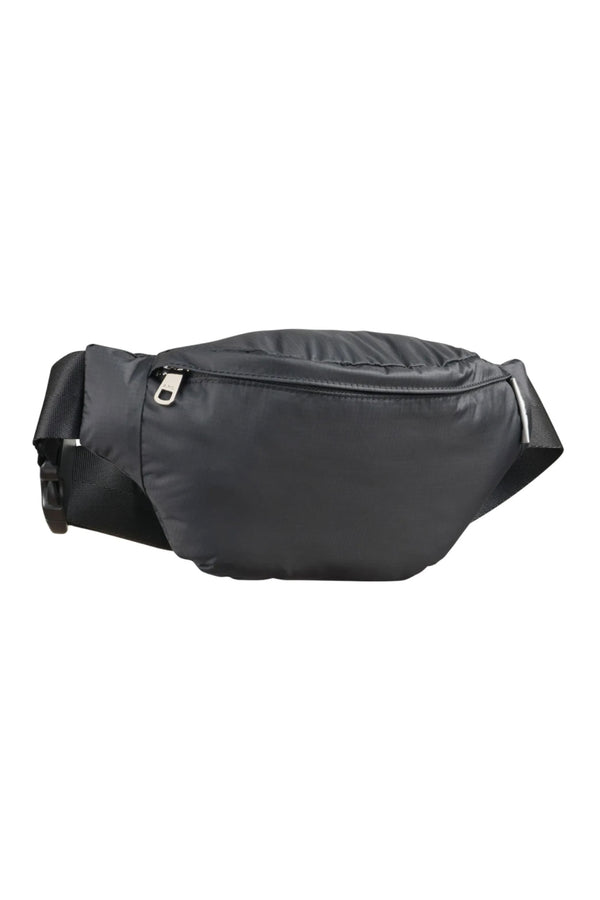 Black Ultralight Bum Bag