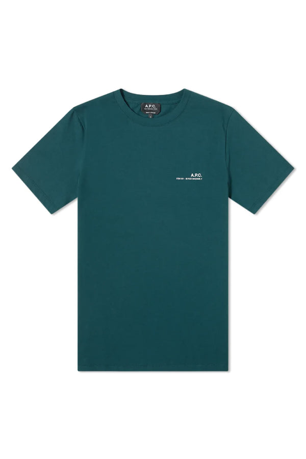 M Dark Green Item Tshirt
