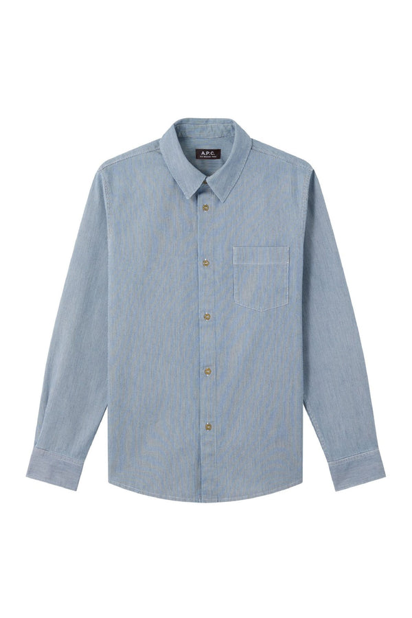 Light Blue Victor Shirt