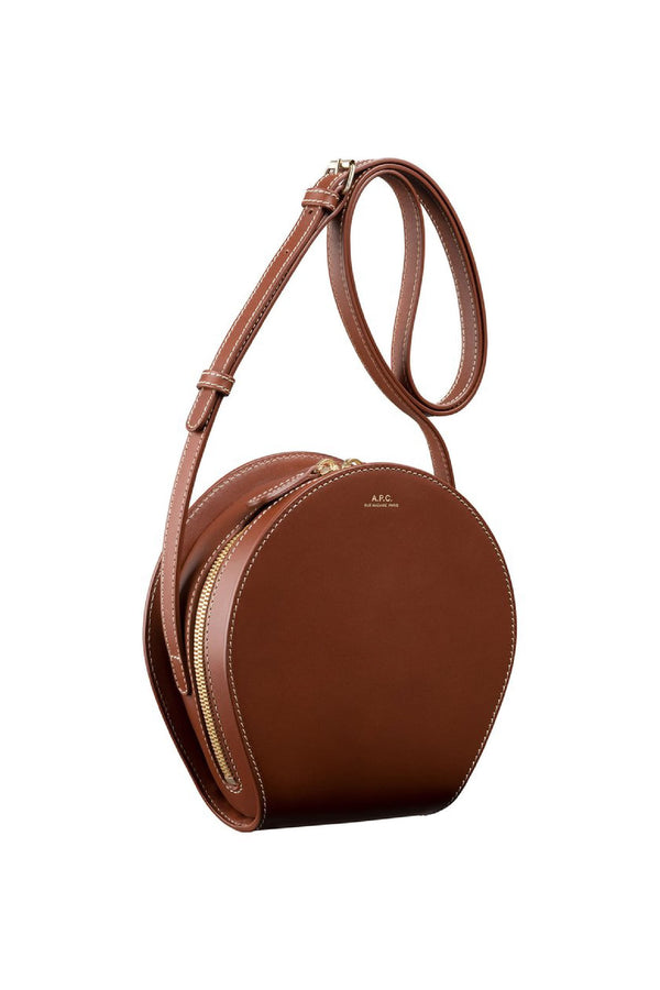 Nut Brown Small Myla Bag