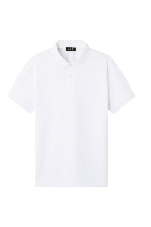M White Esteban Polo Shirt