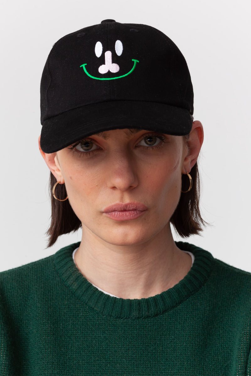 Black Backlavale Cap