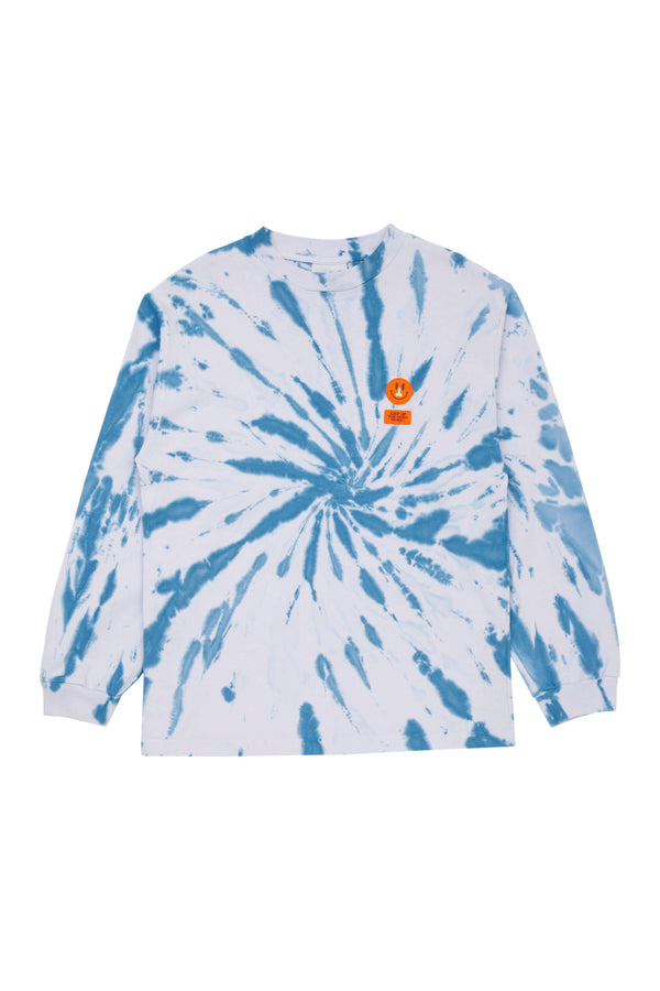 Tie-Dyed LS Keep It Up Tshirt