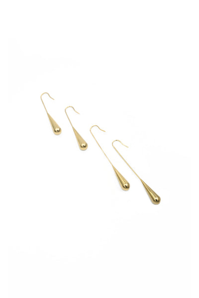 Water Drop Earring Short (RO)