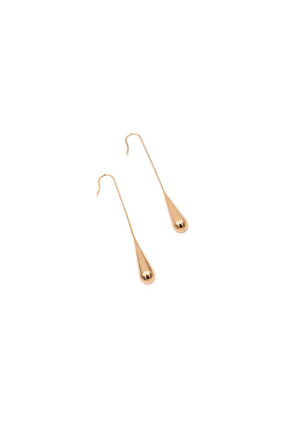 Water Drop Earring Long (RG)