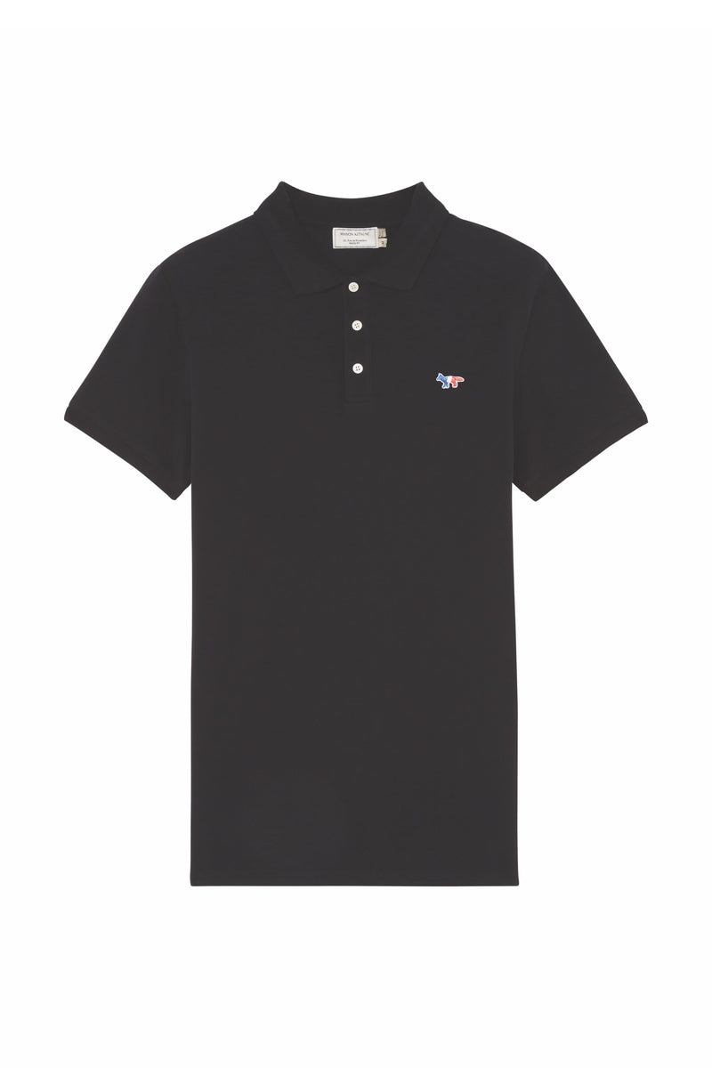 Black Tricolour Fox Polo
