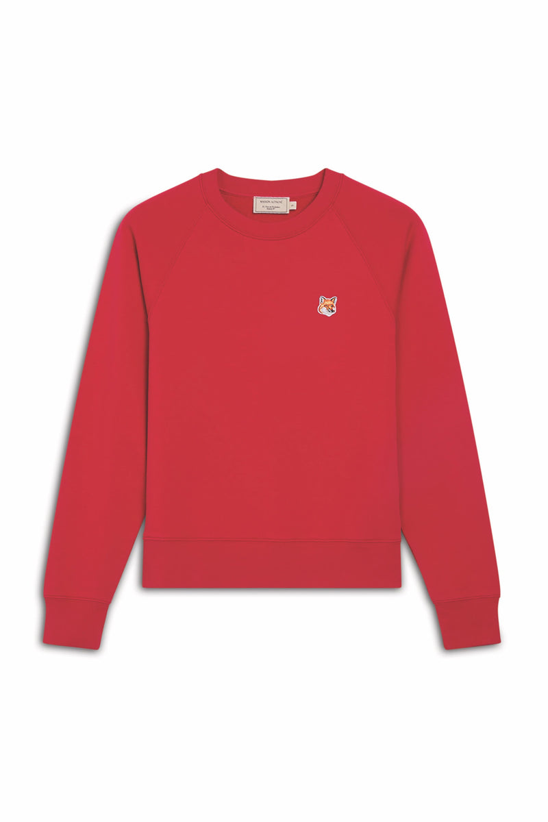 W Red Foxhead Sweatshirt