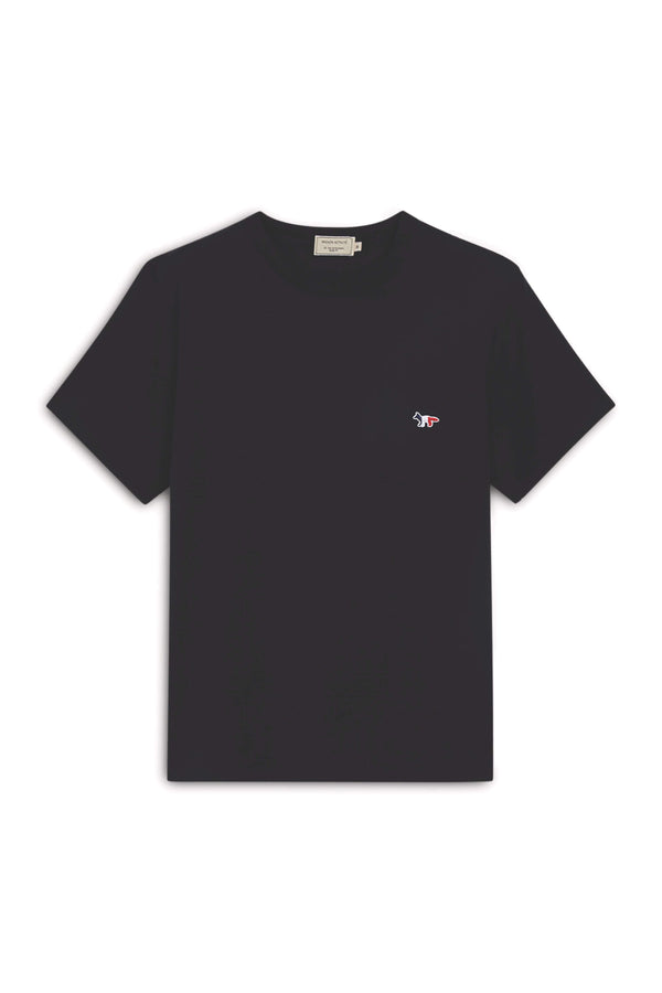 M Black Tricolour Fox Tshirt