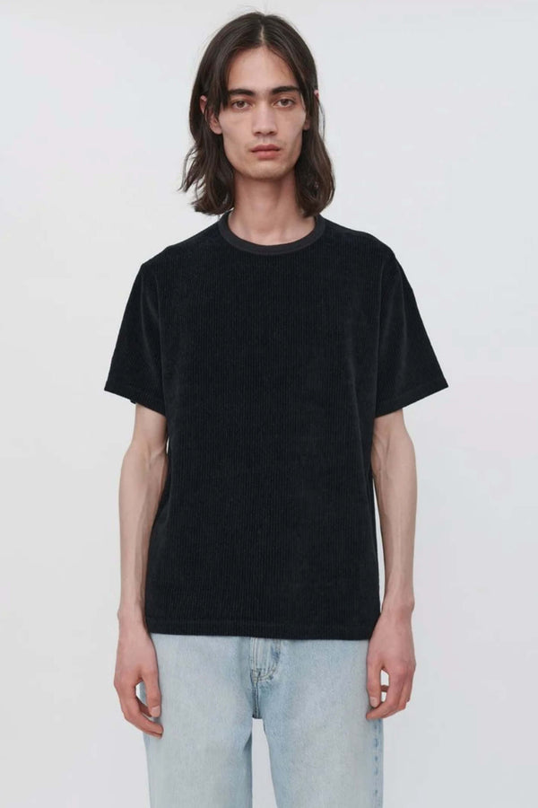 Black New Box Tshirt